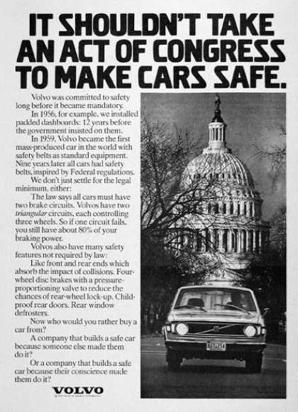 Volvo Safety (1973)