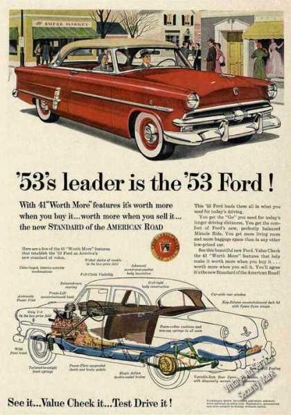 Ford Color Car (1953)