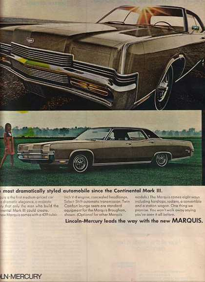 Ford's Mercury (1968)
