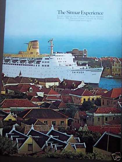 Sitmar Cruise Ship Fairsea Photo (1980)
