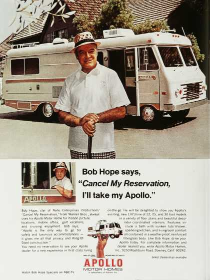 Apollo Motor Homes