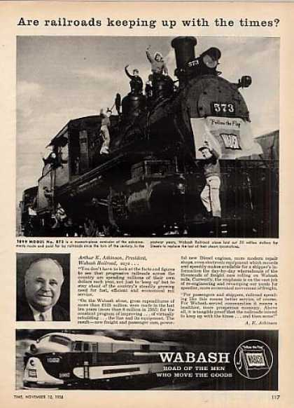 Wabash Railroad (1956)