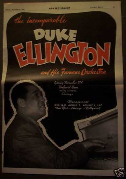Duke Ellington & His Orchestra Music (1943)