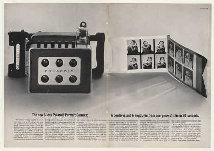 Polaroid 6-Lens Portrait Camera (1965)