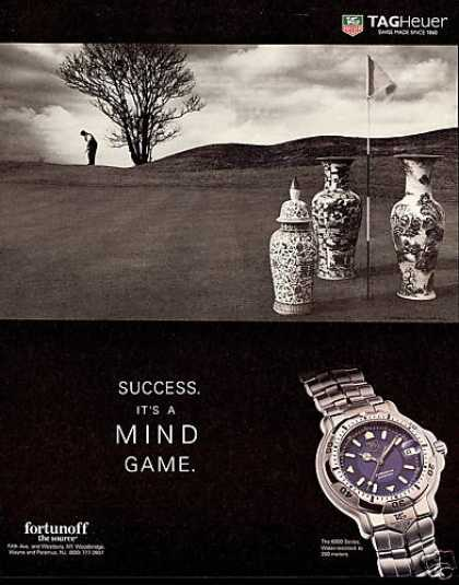 Tagheuer Watch Golf Green Tag-Heuer (1996)