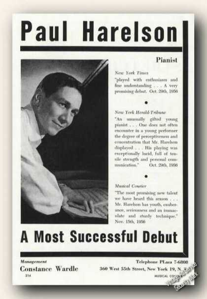 Paul Harelson Photo Piano (1957)