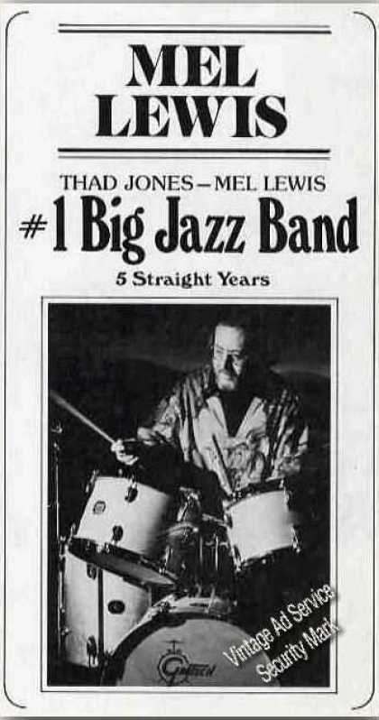 Mel Lewis Photo Jazz Trade (1978)