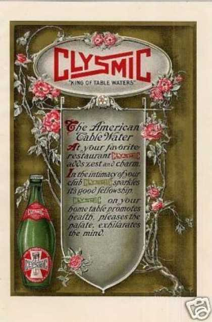 Clysmic Water Color (1912)