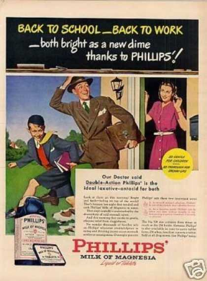 Phillips Milk of Magnesia (1946)