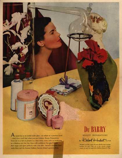 Richard Hudnut's Various – DuBarry Beauty Preparations by Richard Hudnut (1945)