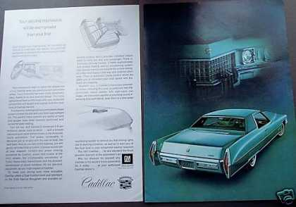 Cadillac Coupe Deville Classic Car (1971)