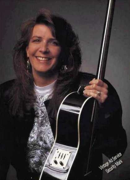 Kathy Mattea Collectible Print Feature (1993)