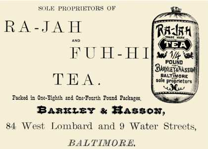 Ra-Jah and Fuh-hi Tea
