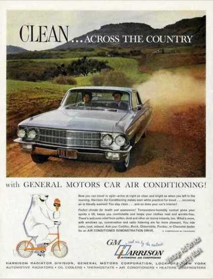 Cadillac Clean...across the Country Gm Harrison (1962)