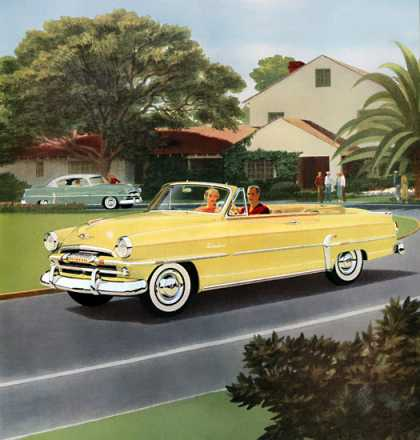 Plymouth Belvedere (1954)