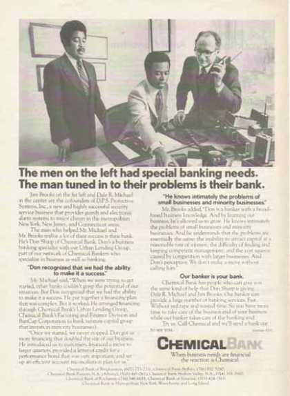 Chemical Bank – Small Business Helper (1977)