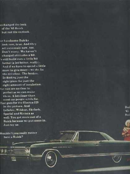 General Motor's Buick Electra (1964)