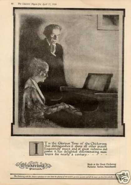 Chickering Piano (1920)