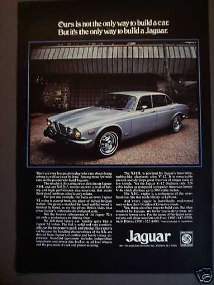 Jaguar Car Auto (1975)