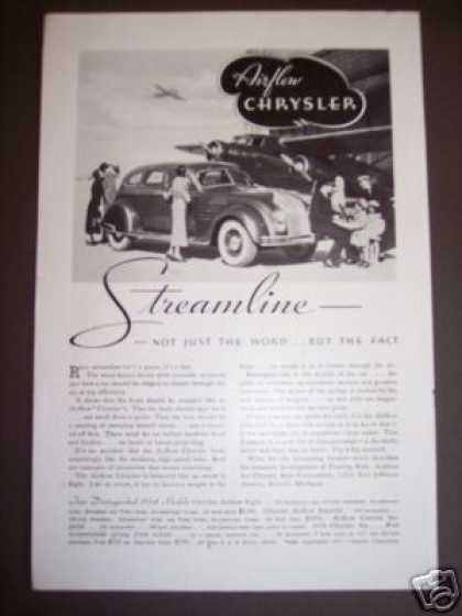 Chrysler Automobile Car (1934)