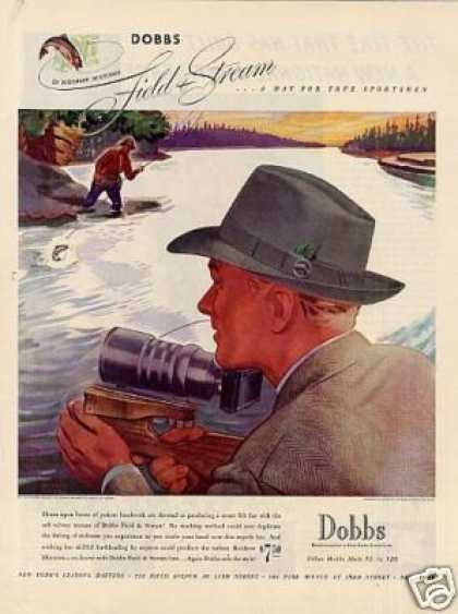 Dobbs Field & Stream Hat (1939)