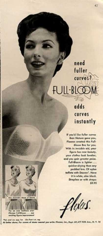 Flexees Full Bloom Bra (1953)
