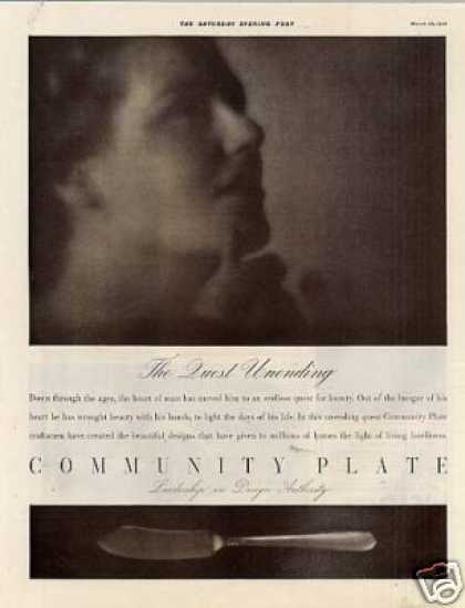 Community Silverplate (1936)