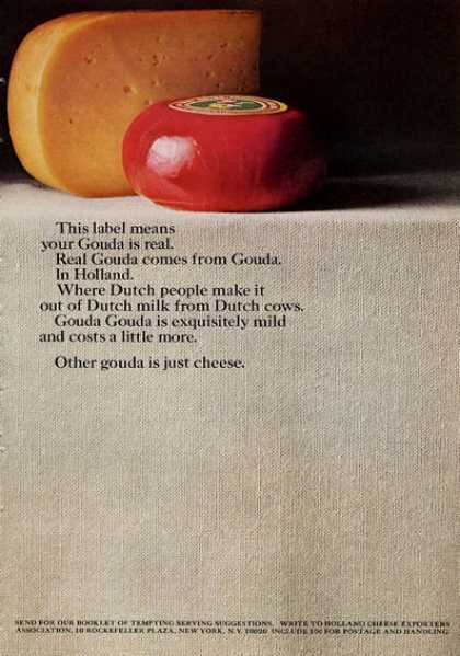Goulda Great Cheese (1965)