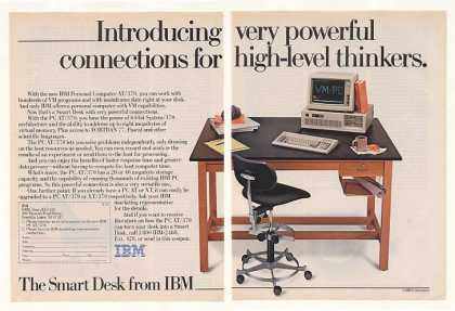 IBM Personal Computer AT/370 Smart Desk (1985)