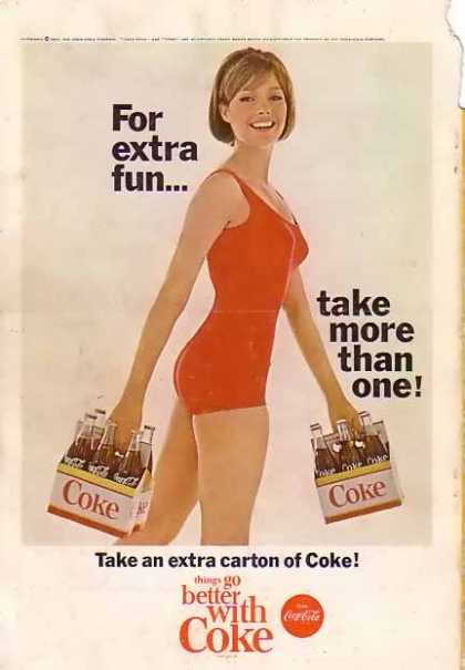 Coke For Extra Fun (1963)