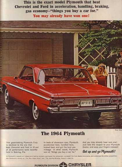 Chrysler's Plymouth