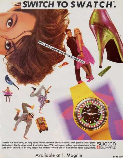Swatch (1984)