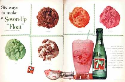 Seven Up Float (1962)