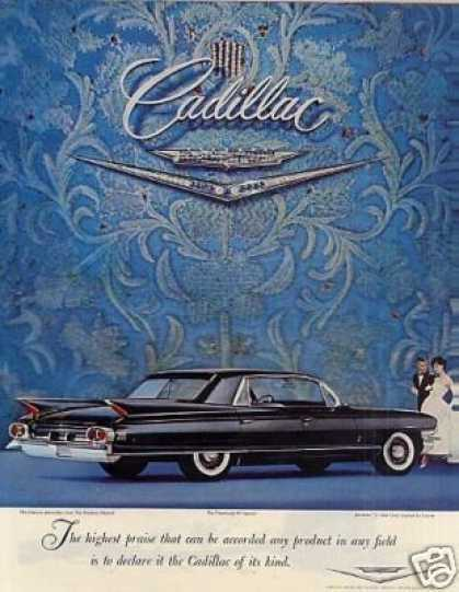 Cadillac Fleetwood 60 Special Car (1961)