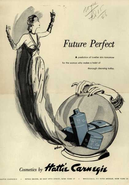 Hattie Carnegie – Future Perfect (1946)