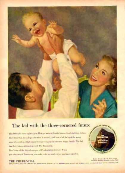 Prudential – Sold (1951)