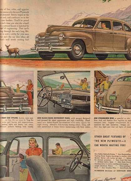 Chrysler's Plymouth (1946)