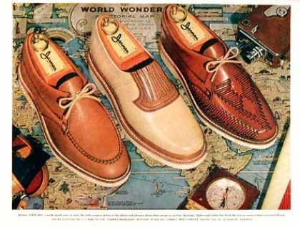 Jarman Shoes (1954)