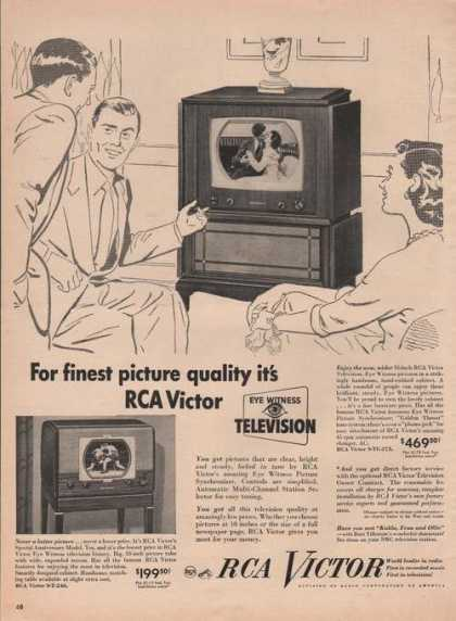 Rca Victor Television (1949)