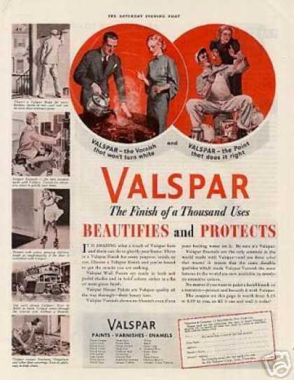 Valspar Varnish (1938)