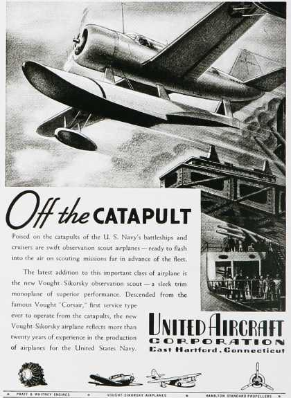 United Aircraft Corporation