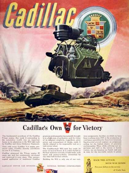 Cadillac War Effort (1943)