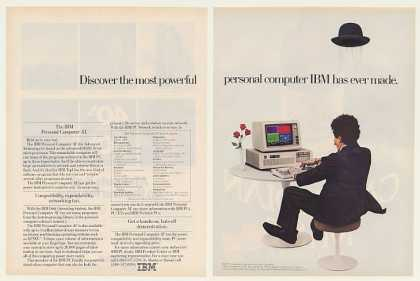 '85 IBM PC AT Computer Most Powerful Little Tramp 2P (1985)