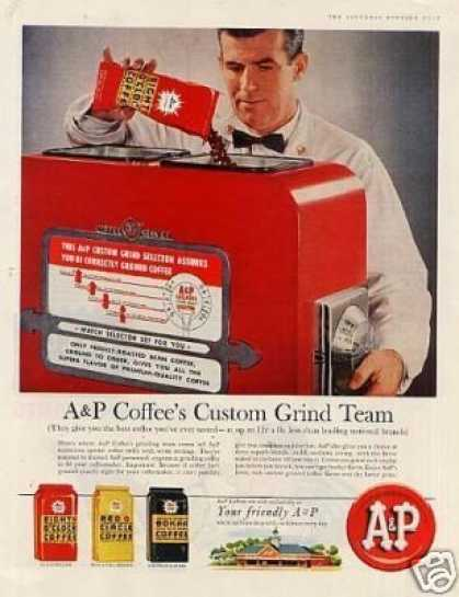 A&p Coffee (1960)