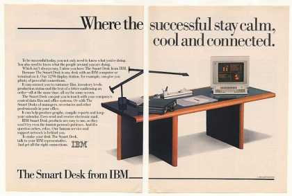 IBM Smart Desk 3290 Computer Display Station 2P (1984)