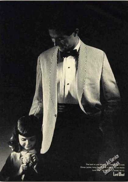 Lord West & the Lady Approves Dinner Jacket (1962)