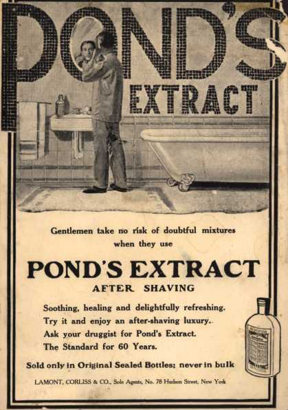 Pond's Extract Co.'s Pond's Extract – Pond's Extract (1910)