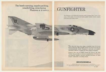 McDonnell Phantom II Gunfighter Aircraft (1964)