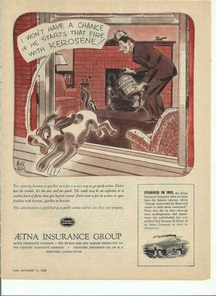 Aetna Insurance Group (1950)