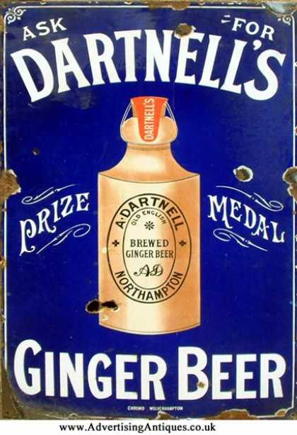 Dartnell's Ginger Beer